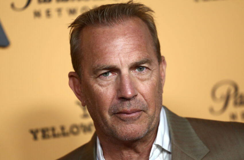 Kevin Costner. (Photo by Tommaso Boddi/Getty Images)
