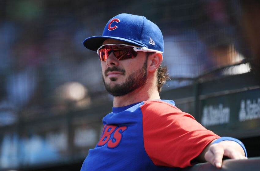 Kris Bryant, Chicago Cubs. (Photo by Quinn Harris/Getty Images)
