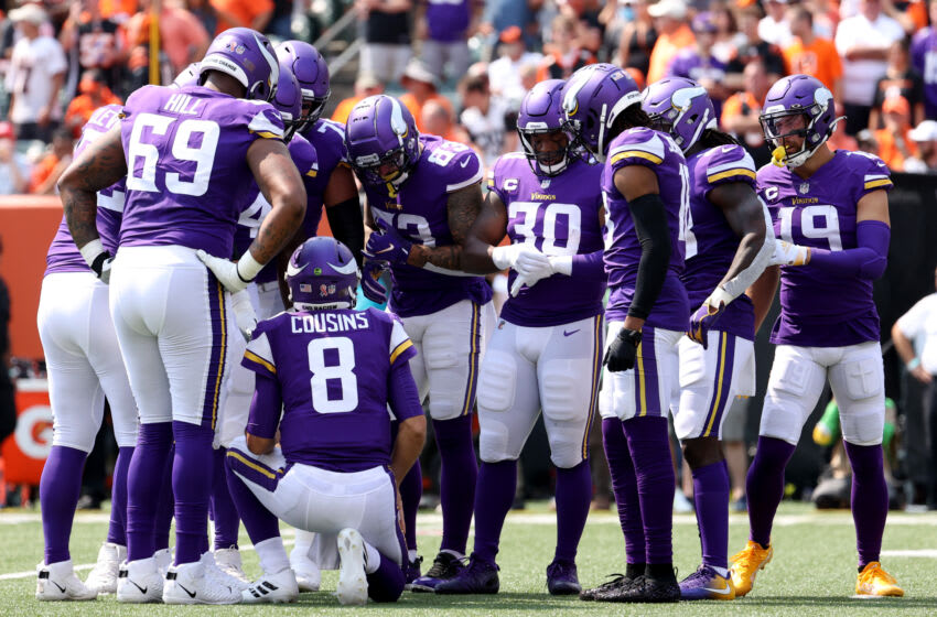 Minnesota Vikings (Photo by Andy Lyons/Getty Images)