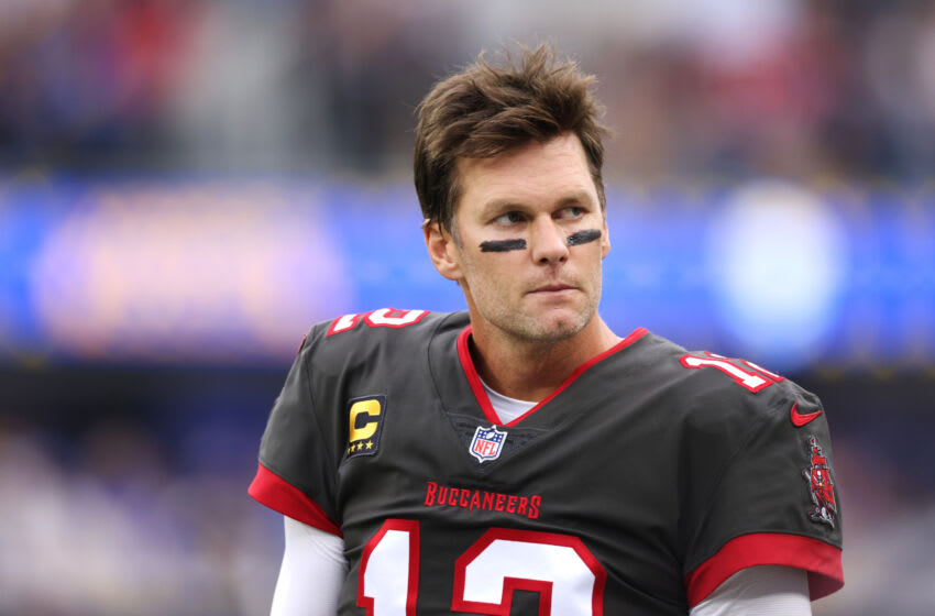 Tom Brady Tampa Bay Buccaneers (Photo by Harry How/Getty Images)