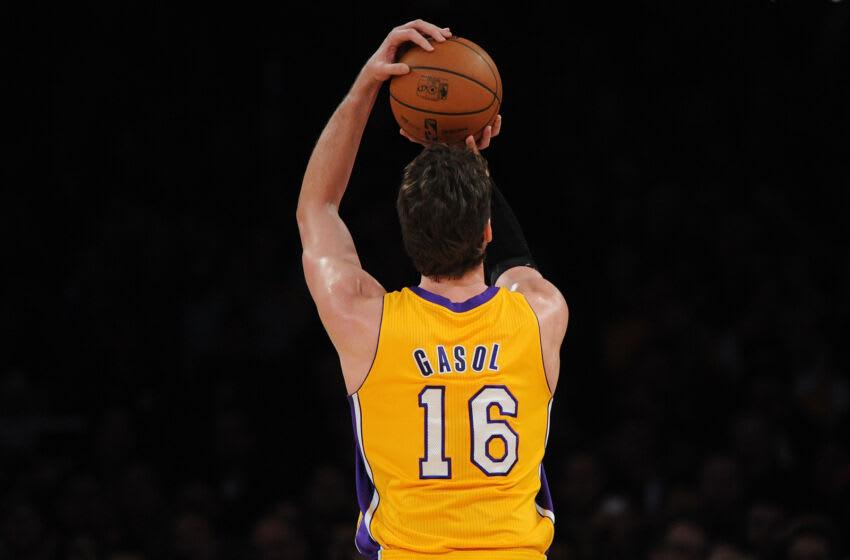 Los Angeles Lakers, Pau Gasol (Photo by Lisa Blumenfeld/Getty Images)