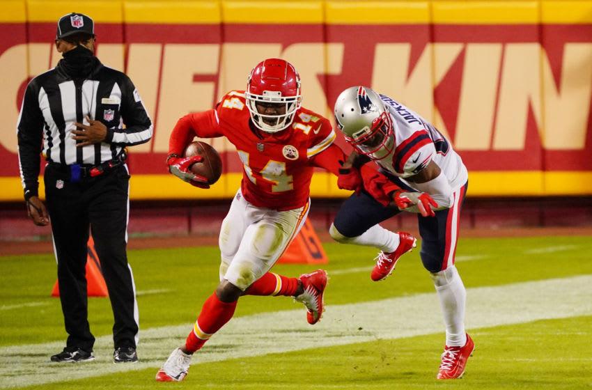 Chiefs wide receiver Sammy Watkins. Mandatory Credit: Jay Biggerstaff-USA TODAY Sports