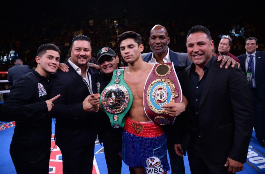 Ryan Garcia (Mandatory Credit: Joe Camporeale-USA TODAY Sports)