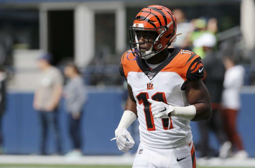 John Ross, Cincinnati Bengals. (USA Today)