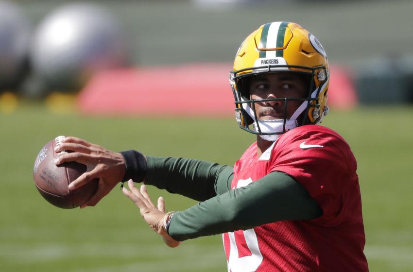 Jordan Love, Green Bay Packers. (Mandatory Credit: Dan Powers/Appleton Post-Crescent-USA TODAY NETWORK)