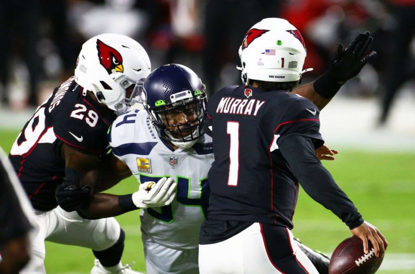 Arizona Cardinals, Seattle Seahawks. (Mandatory Credit: Rob Schumacher/The Arizona Republic via USA TODAY NETWORK)