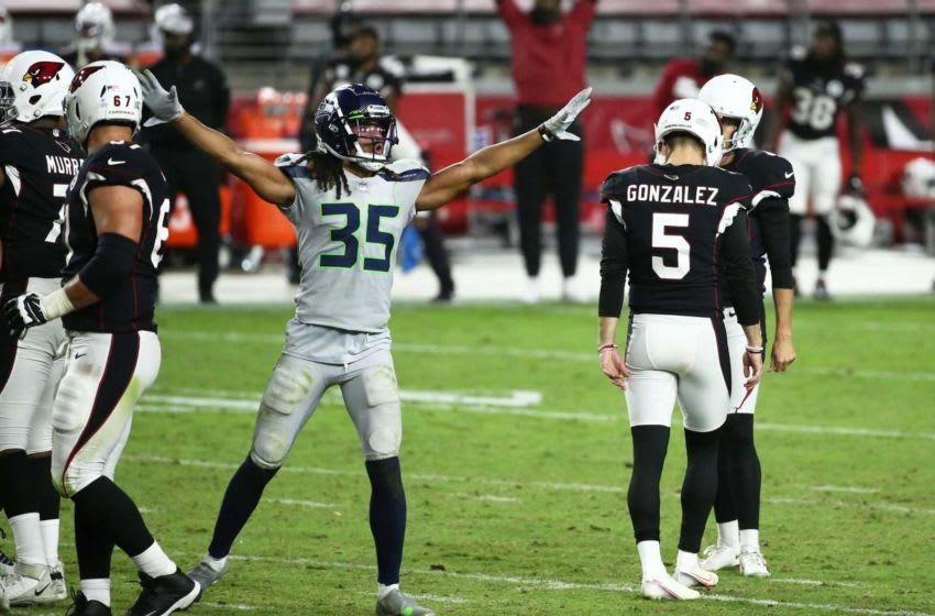 Arizona Cardinals, Seattle Seahawks. (Mandatory Credit: Rob Schumacher/The Arizona Republic via USA TODAY NETWORK)