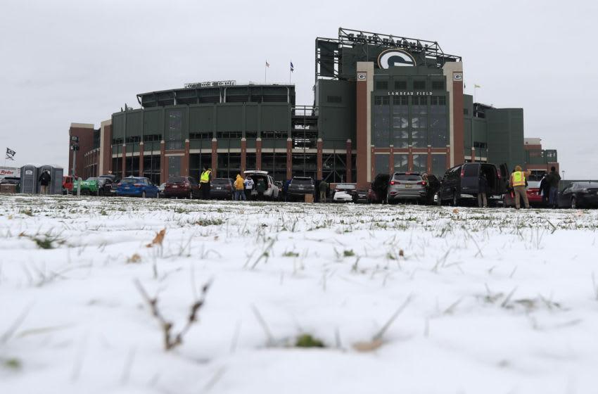 Lambeau Field, Green Bay Packers. (Mandatory Credit: Adam Wesley-USA TODAY NETWORK/Wisconsin)