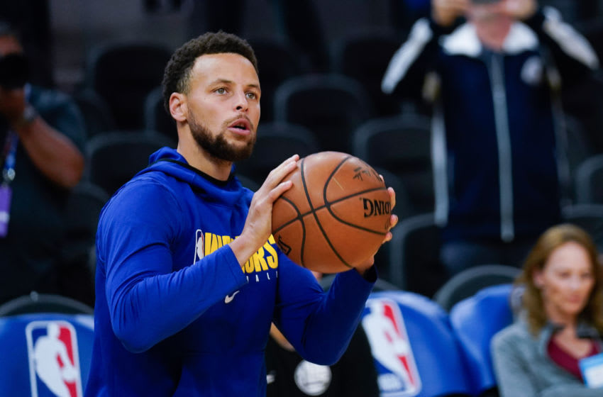 Stephen Curry, Golden State Warriors. (Mandatory Credit: Stan Szeto-USA TODAY Sports)