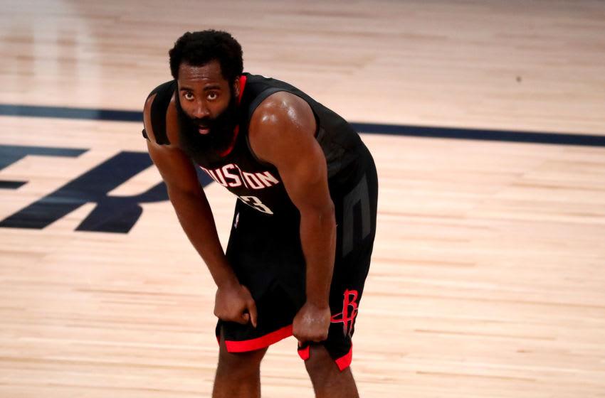 James Harden, Houston Rockets. (Mandatory Credit: Kim Klement-USA TODAY Sports)