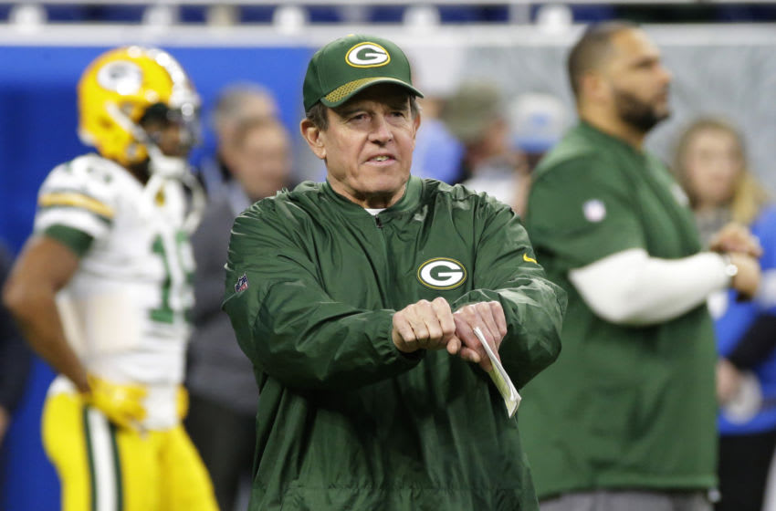 Former Green Bay Packers DC Dom Capers Mandatory Credit: Mark Hoffman/Milwaukee Journal Sentinel via USA TODAY NETWORK