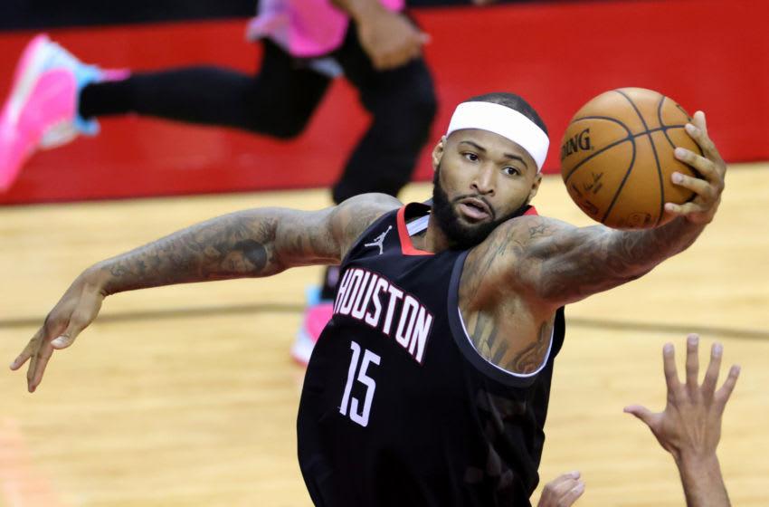 DeMarcus Cousins, Houston Rockets. (Mandatory Credit: Carmen Mandato/Pool Photos-USA TODAY Sports)