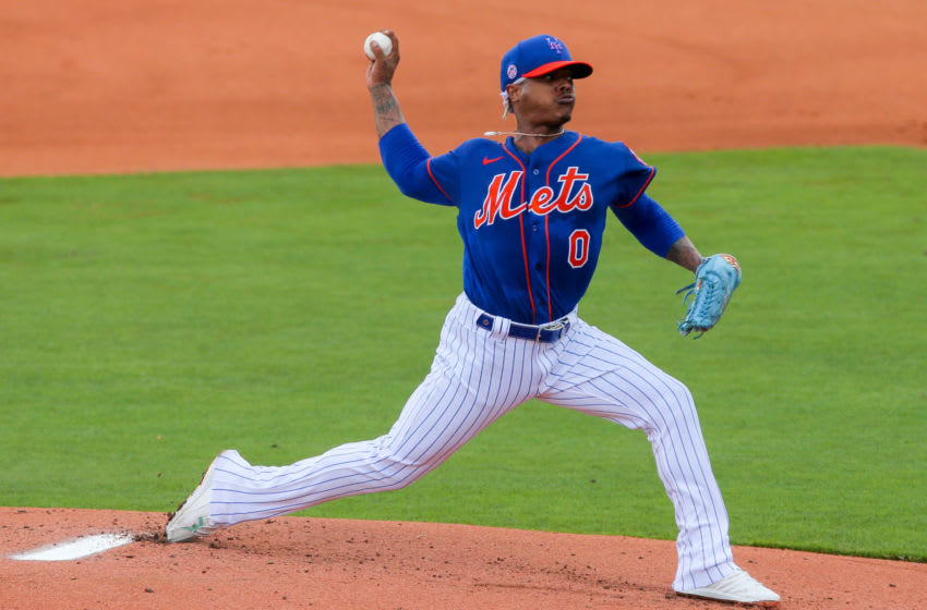 Marcus Stroman, New York Mets. (Mandatory Credit: Sam Navarro-USA TODAY Sports)