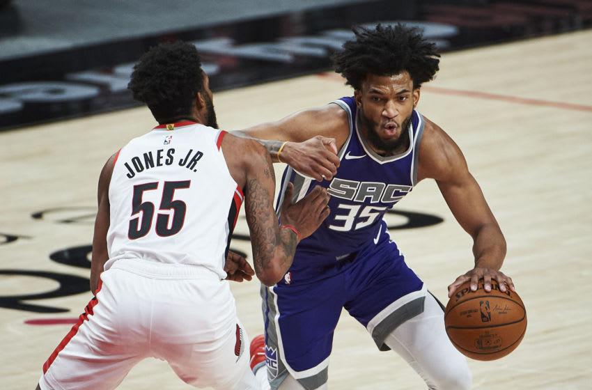 Marvin Bagley, Sacramento Kings. (Mandatory Credit: Troy Wayrynen-USA TODAY Sports)