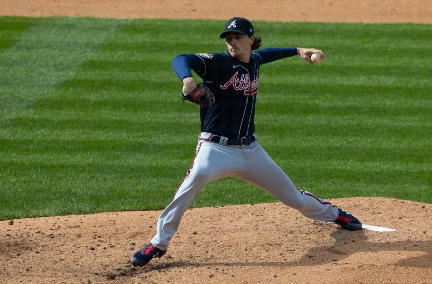Max Fried, Atlanta Braves. (Mandatory Credit: Bill Streicher-USA TODAY Sports)
