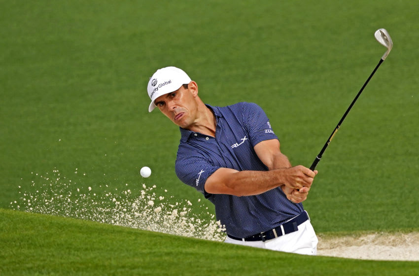 Billy Horschel, The Masters. (Mandatory Credit: Michael Madrid-USA TODAY Sports)