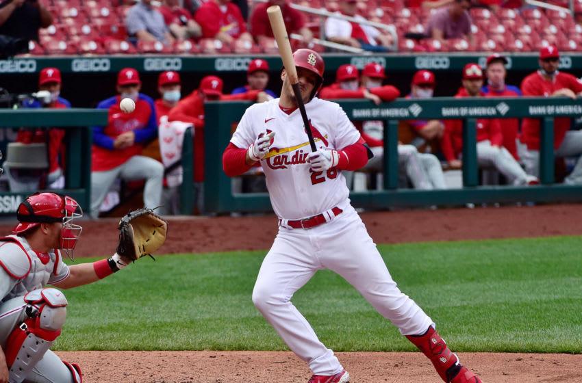 Nolan Arenado, St. Louis Cardinals. (Mandatory Credit: Jeff Curry-USA TODAY Sports)
