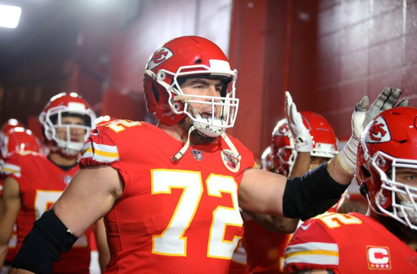 Eric Fisher, Kansas City Chiefs. (Mandatory Credit: Mark J. Rebilas-USA TODAY Sports)