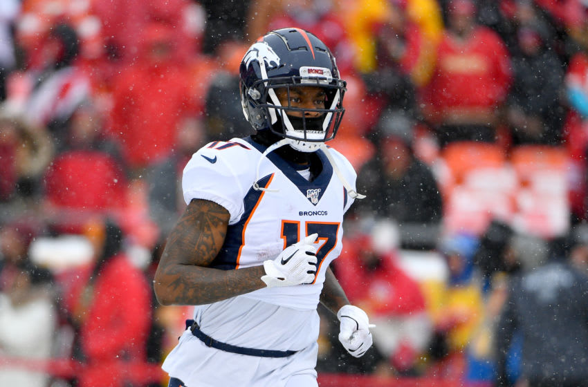 DaeSean Hamilton, Denver Broncos. (Mandatory Credit: Denny Medley-USA TODAY Sports)
