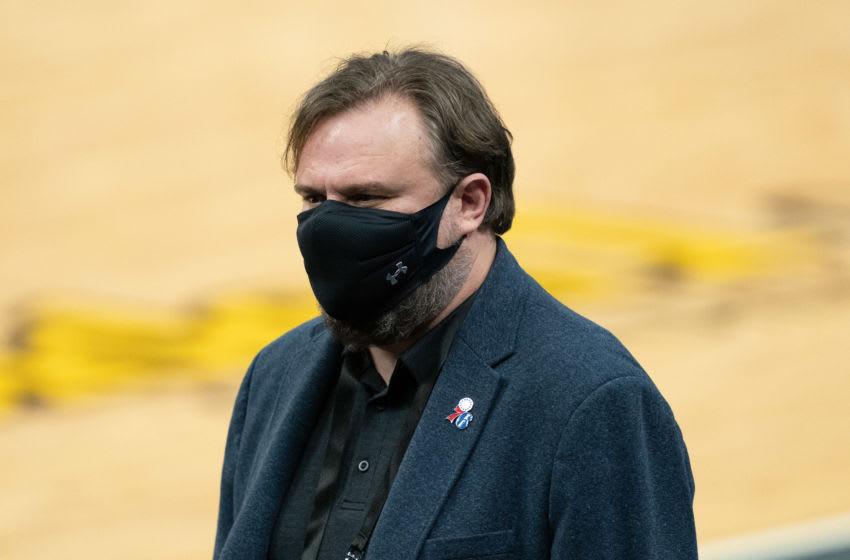 Daryl Morey, Philadelphia 76ers. (Mandatory Credit: Kyle Terada-USA TODAY Sports)