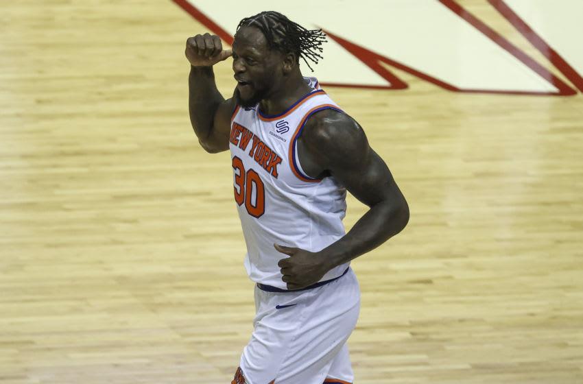 Julius Randle, New York Knicks. (Mandatory Credit: Troy Taormina-USA TODAY Sports)