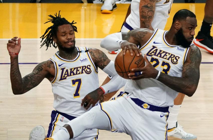 LeBron James, Los Angeles Lakers. (Mandatory Credit: Gary A. Vasquez-USA TODAY Sports)