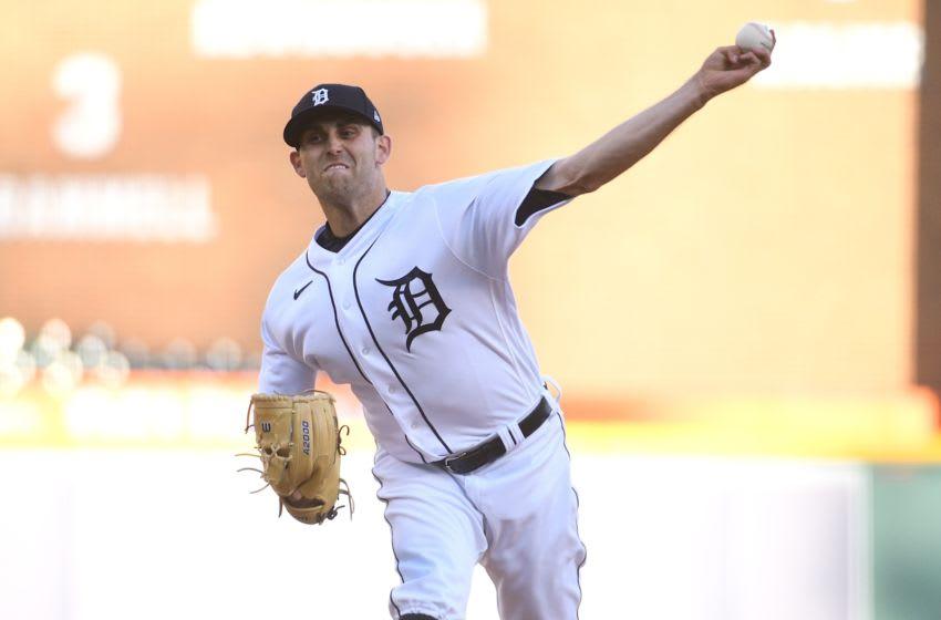 Matthew Boyd, Detroit Tigers. (Mandatory Credit: Tim Fuller-USA TODAY Sports)