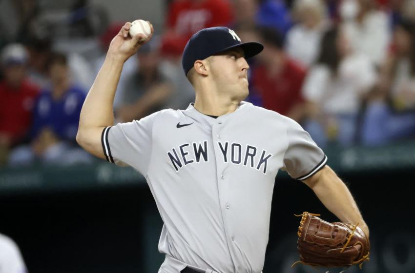 Jameson Taillon, New York Yankees. (Mandatory Credit: Kevin Jairaj-USA TODAY Sports)