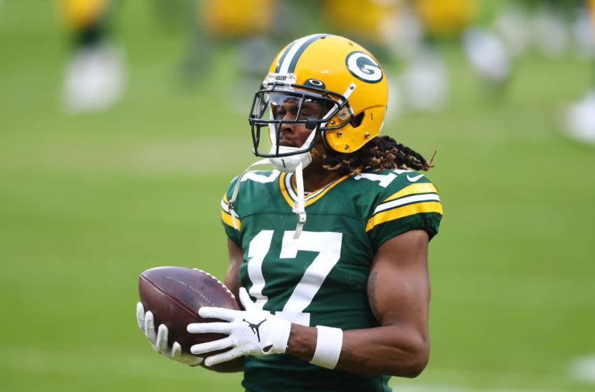 Davante Adams, Green Bay Packers. (Mandatory Credit: Mark J. Rebilas-USA TODAY Sports)