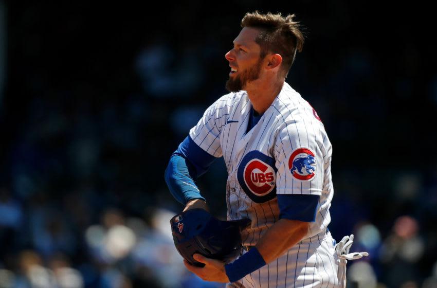 Cubs second baseman Eric Sogard. (Jon Durr-USA TODAY Sports)