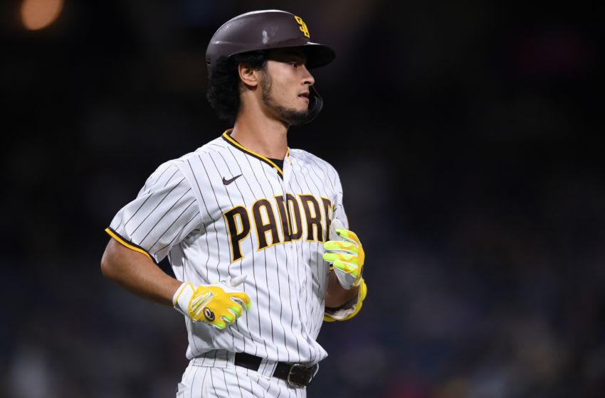 Yu Darvish, San Diego Padres. (Mandatory Credit: Orlando Ramirez-USA TODAY Sports)