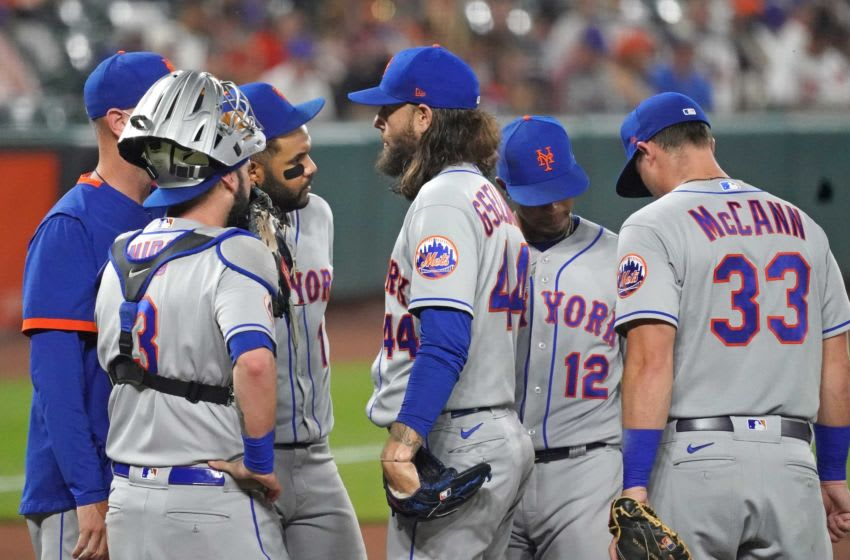 New York Mets. (Mitch Stringer-USA TODAY Sports)