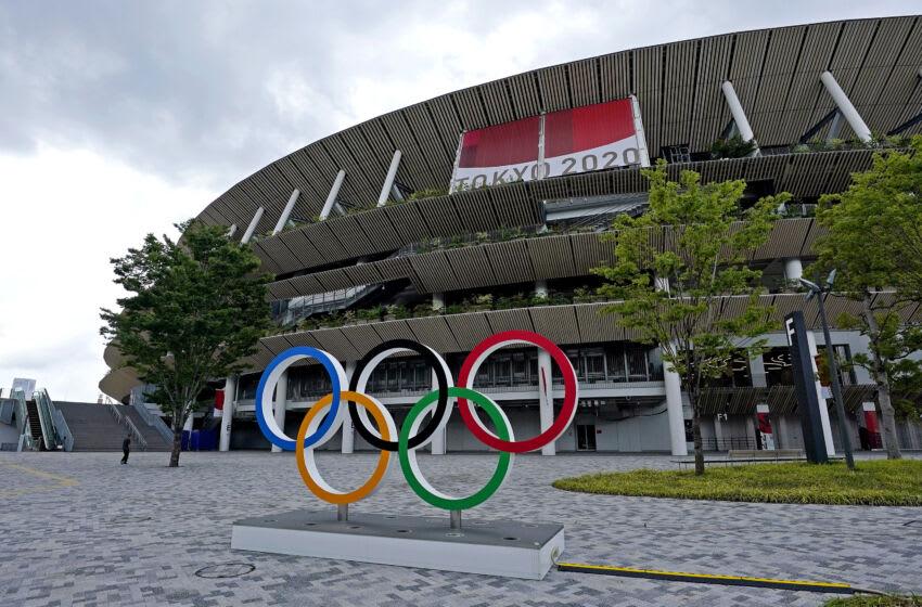 Tokyo Summer Olympics. (Mandatory Credit: Peter Casey-USA TODAY Sports)