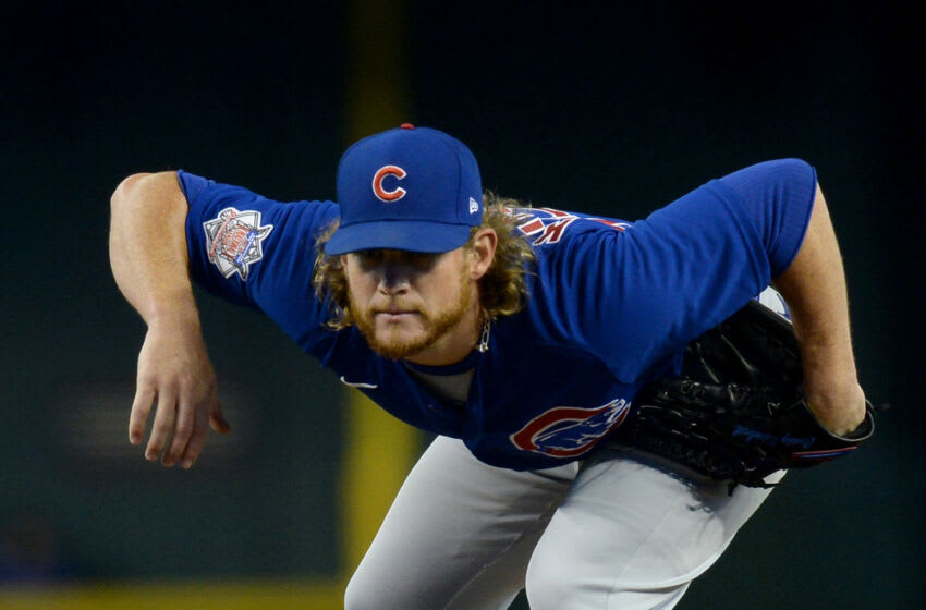 Craig Kimbrel, Chicago Cubs. (Mandatory Credit: Joe Camporeale-USA TODAY Sports)