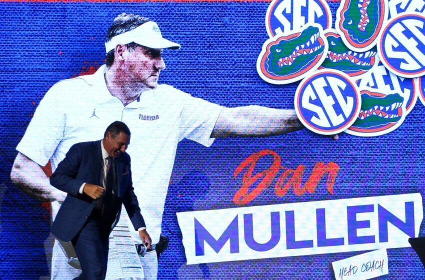 Florida head coach Dan Mullen. (Tuscaloosa News)