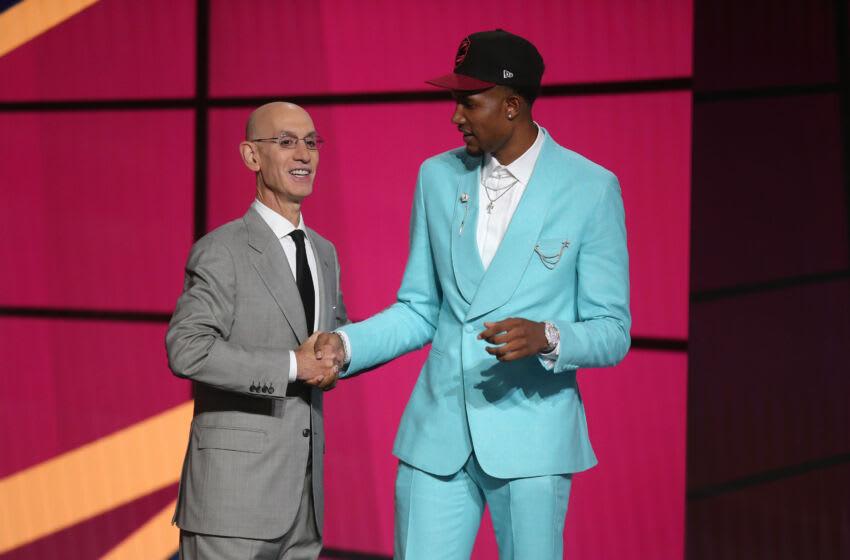 2021 NBA Draft. (Brad Penner-USA TODAY Sports)