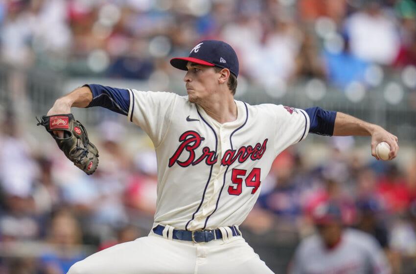 Max Fried, Atlanta Braves. (Mandatory Credit: Dale Zanine-USA TODAY Sports)