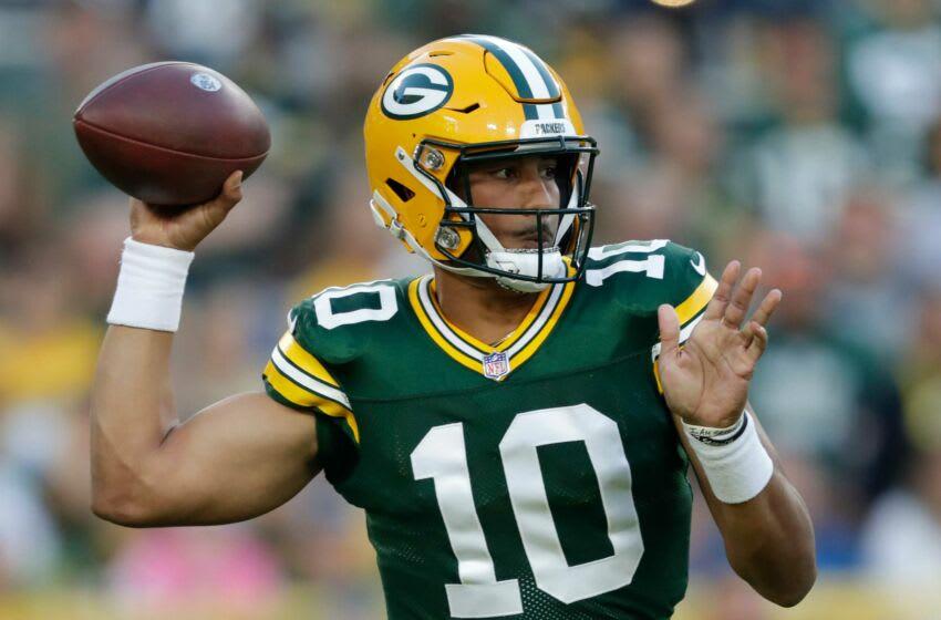Jordan Love, Green Bay Packers.  (USA Today)