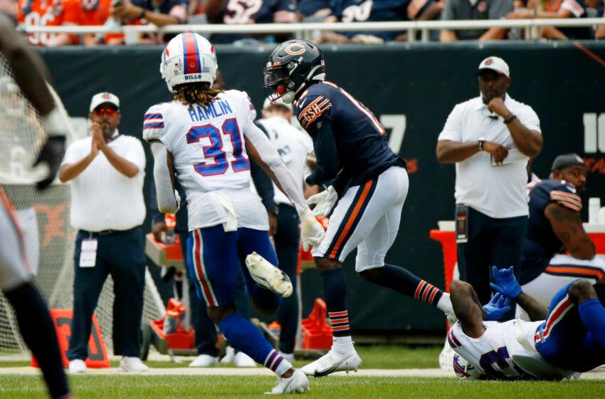 Bears wide receiver Rodney Adams. (Jon Durr-USA TODAY Sports)