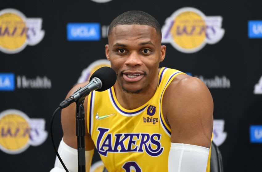 Russell Westbrook, Los Angeles Clippers Mandatory Credit: Jayne Kamin-Oncea-USA TODAY Sports