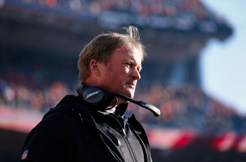 Oakland Raiders head coach Jon Gruden. (Isaiah J. Downing-USA TODAY Sports)