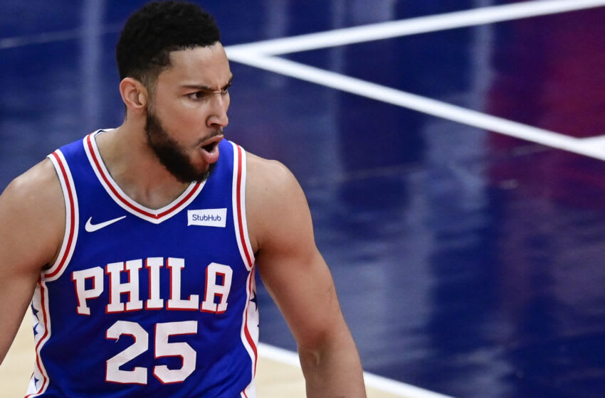 Ben Simmons, Philadelphia 76ersMandatory Credit: Tommy Gilligan-USA TODAY Sports