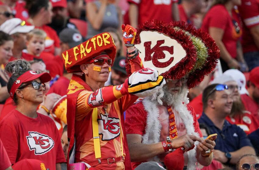 Kansas City Chiefs fan known as 'X-factor.