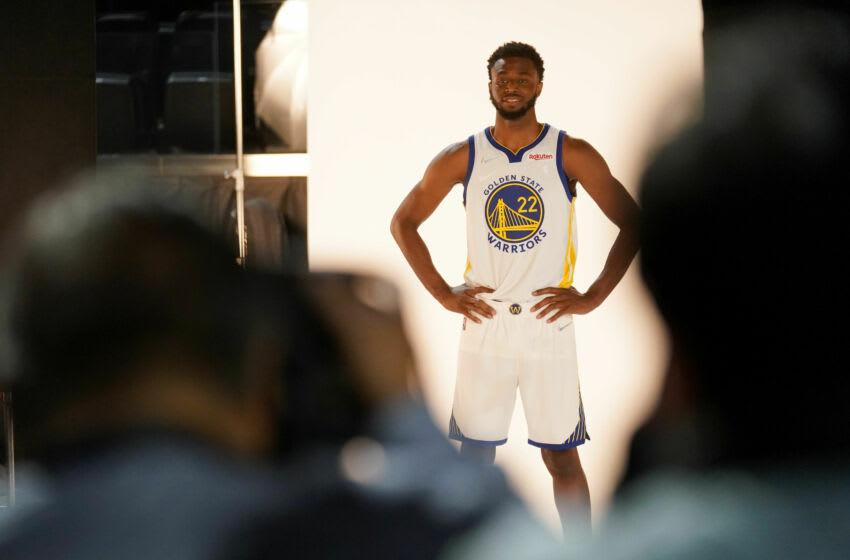 Golden State Warriors, Andrew Wiggins Mandatory Credit: Cary Edmondson-USA TODAY Sports