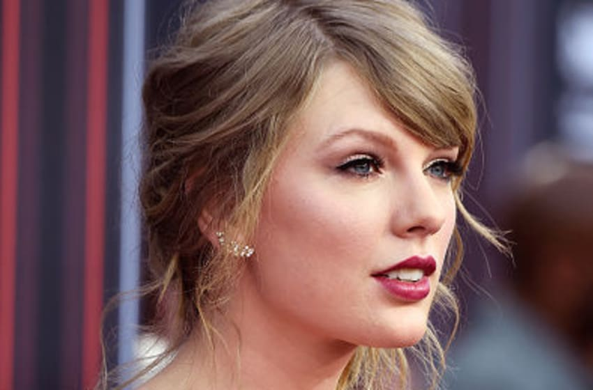 LAS VEGAS, NV - MAY 20: Recording artist Taylor Swift attends the 2018 Billboard Music Awards at MGM Grand Garden Arena on May 20, 2018 in Las Vegas, Nevada. (Photo by Frazer Harrison/Getty Images)