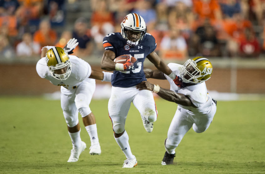 Auburn needs Shaun Shivers and other players on offense to turn out more big plays. (Photo by Michael Chang/Getty Images)