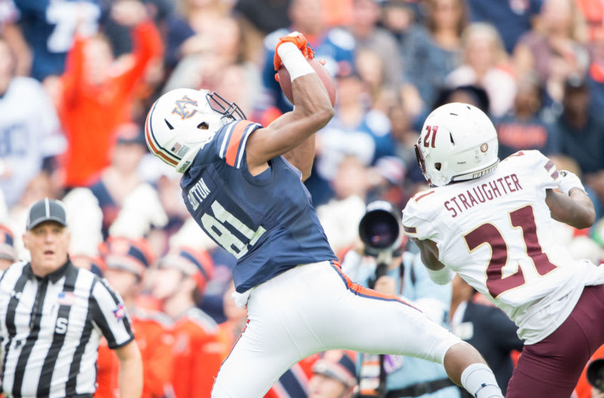 Auburn football (Photo by Michael Chang/Getty Images)