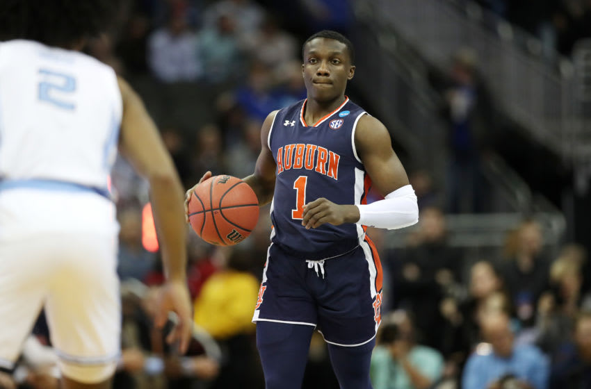 Jared Harper #1 of the Auburn Tigers (Photo by Christian Petersen/Getty Images)