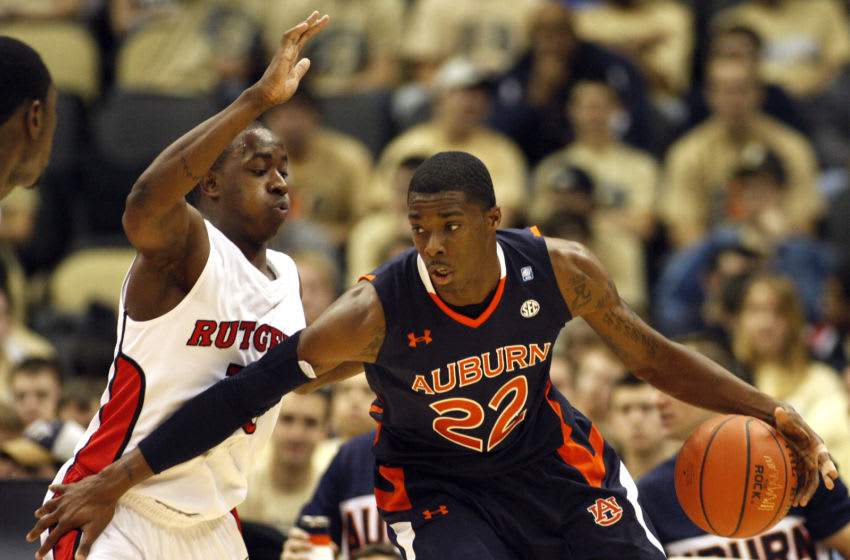 Kenny Gabriel #22 of the Auburn Tigers (Photo by Justin K. Aller/Getty Images)