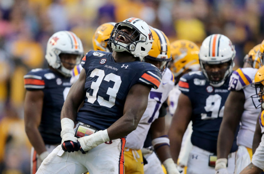 Auburn football Mandatory Credit: Chuck Cook-USA TODAY Sports